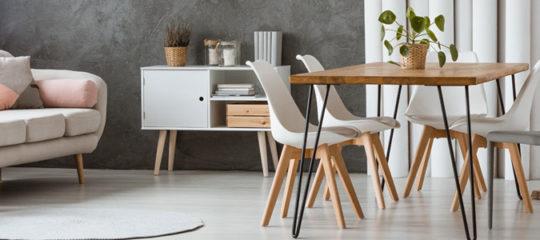 Achat de meubles en bois massif en ligne