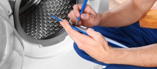 Réparation à domicile de gros électroménagers