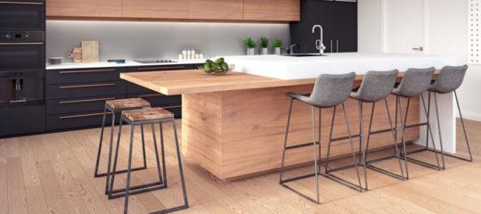 Meuble de cuisine design