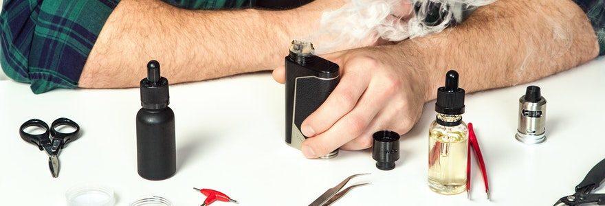 Un e-liquide DIY