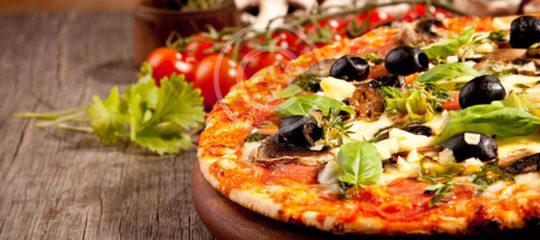 Commandez une pizza en ligne